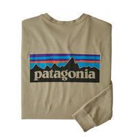 Patagonia(パタゴニア) メンズ・ロングスリーブ・P-6ロゴ・レスポンシビリティー #38518 (PUM) [30&80-pt38518]