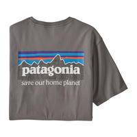 Patagonia(パタゴニア) メンズ・P-6・リジェネレイティブ・オーガニック・パイロット・Tシャツ#37529  (NGRY) [商品管理番号:10-pt37529]