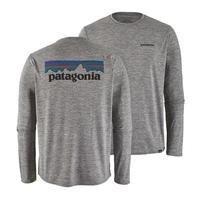 patagonia パタゴニア メンズ・ロングスリーブ・キャプリーン・クール・デイリー・グラフィック・シャツ #45190 (PLFE)【30-pt45190】