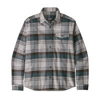 Patagonia(パタゴニア) メンズ・ライトウェイト・フィヨルド・フランネル・シャツ  #54020    Buttes: Tailored Grey (BSTG)