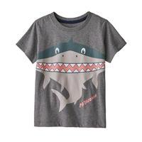 Patagonia(パタゴニア) ベビー・グラフィック・オーガニック・Tシャツ #60386 Fitz Roy Manatee: (PGHE)