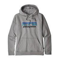 Patagonia(パタゴニア) メンズ・P-6ロゴ・アップライザル・フーディ  #39539  Gravel Heather (GLH)