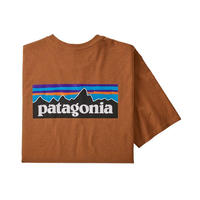 Patagonia(パタゴニア) メンズ・P-6ロゴ・レスポンシビリティー#38504 (EWBN) [商品管理番号:10&60-pt38504]