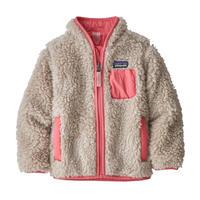 Patagonia(パタゴニア) ベビー・レトロX・ジャケット  #61025    Natural w/Range Pink (NARP) ■販売スタート!