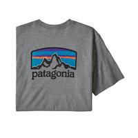 Patagonia(パタゴニア) メンズ・フィッツロイ・ホライゾンズ・レスポンシビリティー #38501 Gravel Heather (GLH)