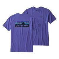Patagonia(パタゴニア) メンズ・P-6ロゴ・レスポンシビリティー #39174 Violet Blue (VLTB)