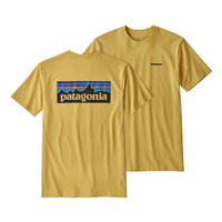 Patagonia(パタゴニア) メンズ・P-6ロゴ・レスポンシビリティー #39174 Surfboard Yellow (SUYE)