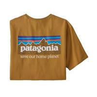 Patagonia(パタゴニア) メンズ・P-6・リジェネレイティブ・オーガニック・パイロット・Tシャツ#37529  (OKSB) [商品管理番号:10-pt37529]