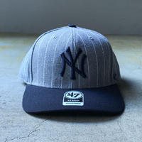"'47 / ""MVP"" Yankees Cap (grey x navy)"