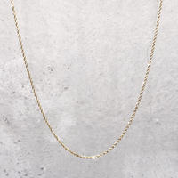 """14K GOLD NECKLACE  """"French rope"""""""