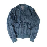 """Maison Martin Margiela⑩  """" MA-1 type jacket """"  (Hi brand hurugi)"""