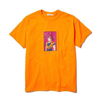 "F-LAGSTUF-F x DRAGON BALL / ""GOKU"" Tee (orange)"