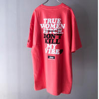 "FRT  ""ANSWER /SS Tee "" (coral)"