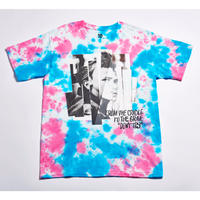 """FRT """" 1993 / RP S/S T-SHIRT TIE-DON'T DIE """"  (pink)"""