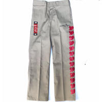 """FRT  """"874®︎ / ANSWER DICKIES TROUSERS"""" (beige)"""