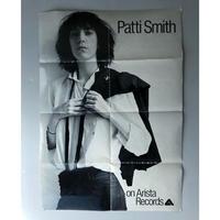 """1975 """"PATTI SMITH """" poster (spice)"""