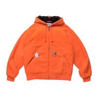 """FORTY PERCENT AGAINST RIGHTS ×  Carhartt WIP  """" FPAR OG Active jacket """" (orange)"""
