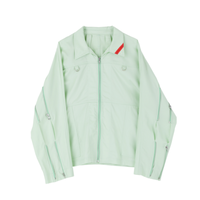 PHINGERIN / ZIP RUN JACKET BRIGHT (mint)