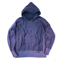 """THREE FACE  """" AFTER HOODIE RW """" (navy)"""