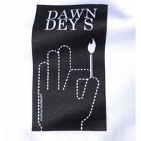 Diaspora skateboards / DAWN DEYS Crewneck Sweatshirt (white)