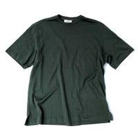 "HERMES /  ""H"" Patterned T-shirts  (Hi brand hurugi)"