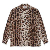 """WACKO MARIA """"Hawaiian Shirt (type-3) """" (D.brown)"""