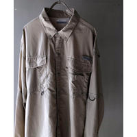 "Columbia ""PFG"" fishing shirt  (spice)"