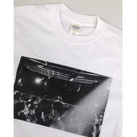 "tr.4 suspension / suspension music ""Monthly publication mmj"" S/S Photo Tee (CD set)"