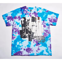 "FRT "" 1993 / RP S/S T-SHIRT TIE-DON'T DIE ""  (purple)"