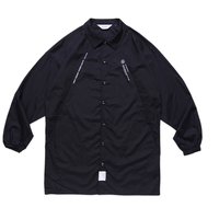 """FORTY PERCENT AGAINST RIGHTS  """" society LS shirt """" (black)"""