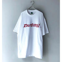 VOYAGE / Darling S/S T-shirt (white)