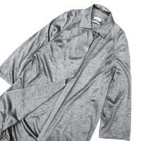 "HERMES (マルジェラ期)  by Martin Margiela "" Silk Gown Jacket ""(Hi brand hurugi)"