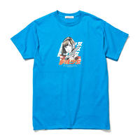 "F-LAGSTUF-F / ""Dream and reality"" Tee 2 (Blue)"