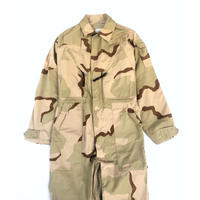 Desert camouflage all in one (spice)