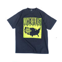 """90's NUCLEAR BLAST """" PURE and SICK Tee (spice)"""