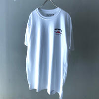 "FORTY PERCENT AGAINST RIGHTS "" MEIMETSU SS TEE "" (white)"