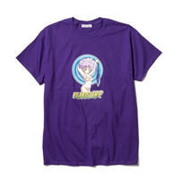"F-LAGSTUF-F x DRAGON BALL / ""Ranfan"" Tee (purple)"