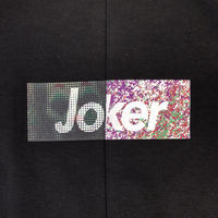 Joker 002 Tee (black)