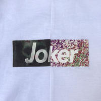 Joker 002 Tee (white)