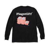 "F-LAGSTUF-F / ""Dependence"" L/S Tee (black)"