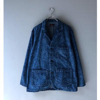 MASSES / DENIM CRACK JKT (Indigo)