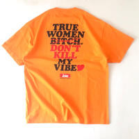 "FRT  ""ANSWER /SS Tee "" (orange)"