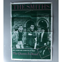 "1986 ""THE SMITHES "" poster (spice)"