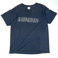 "90's"" Calvin Klein Jeans "" Tee  (spice) #A1"