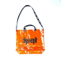 """FORTY PERCENT AGAINST RIGHTS / """"fpar SHOULDER BAG"""" (orange)"""