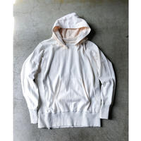 """THREE FACE  """" AFTER HOODIE RW """" (ivory)"""