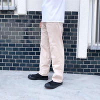 YVES SAINT LAURENT / Cotton Slacks