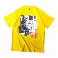 """FRT """" 1993 / RP S/S T-SHIRT """"  (yellow)"""