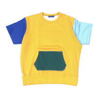 "THREE FACE  "" SS SWEAT SHIRT "" (multi color 3)"
