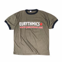 EURYTHMICS Peace Tour Tee (spice)